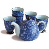 Service à thé Saikai