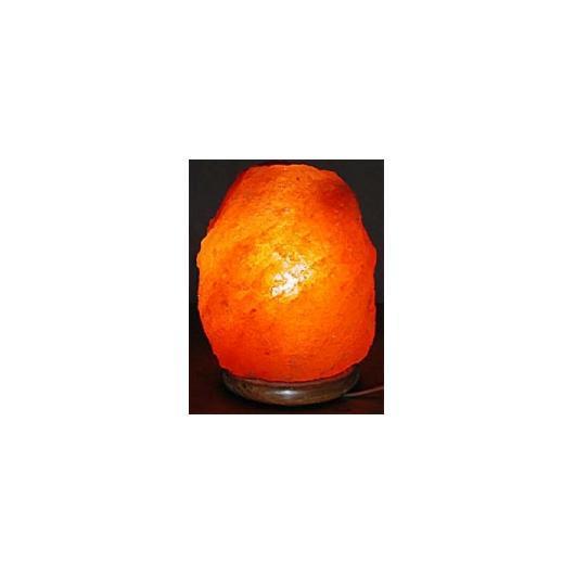 Lampe en pierre de sel