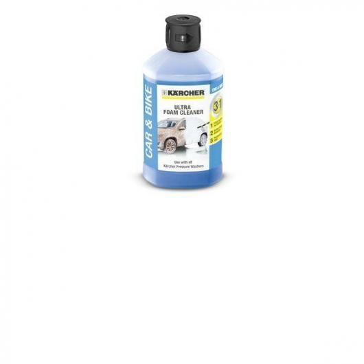 Detergente ultraschiuma Karcher 1L P&C