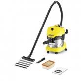 Aspirador de pó molhado-seco Karcher 1600 W MV 4 premium