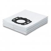 Pack 4 sacchetti di tessuto Karcher per MV 4, MV 5, MV 6