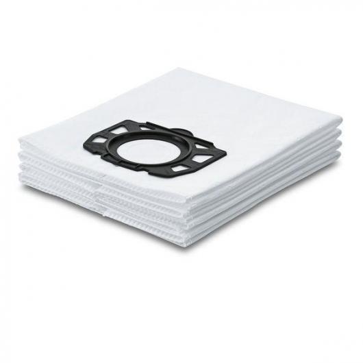 Pack de 4 bolsas textiles Karcher para MV 4, MV 5 y MV 6