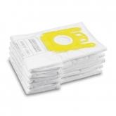 Confezione da sacchetti filtro in tessuto Karcher per VC