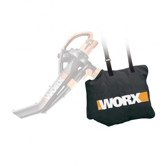 Sac de recharge pour souffleur Worx WG 500 E