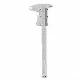 Jauge / étrier inoxydable 215 mm KWB