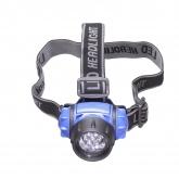 Linterna para la cabeza 7 LED Kwb