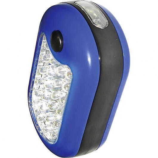 Lampe de travail rectangulaire avec LED Kraftixx