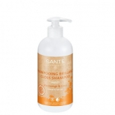 Shampooing brillance orange et coco Sante, 500 ml