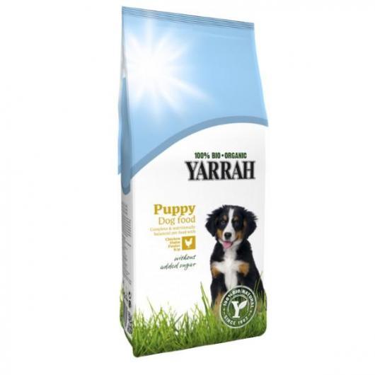 Nourriture pour chatons avec poulet Yarrah 3 kg