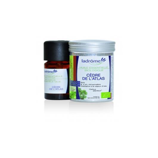 Aceite esencial cedro Ladrome, 10ml