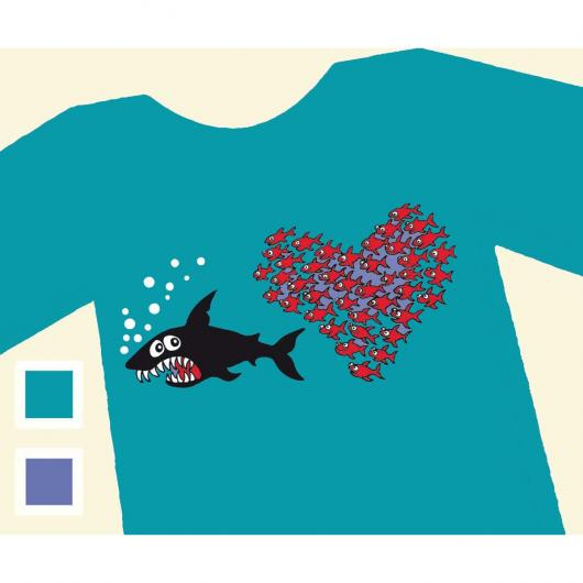 T-shirt SQUALO - Donna