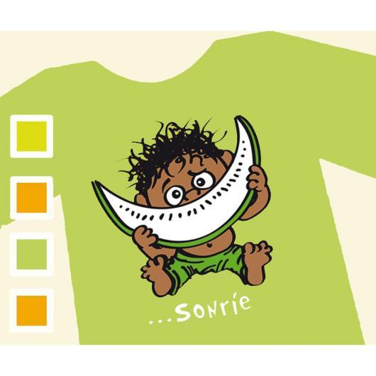 T-shirt SONRIE - Donna