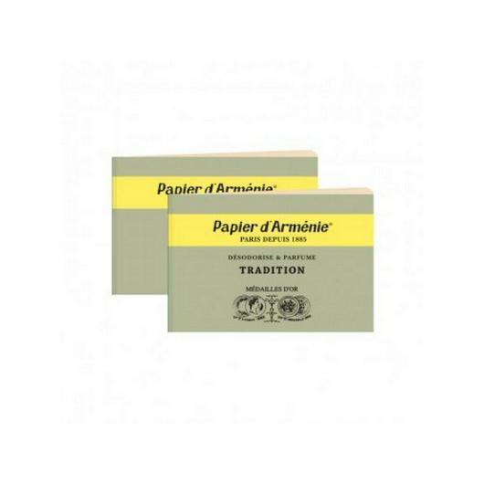 Papier d'Arménie, 12 bandes