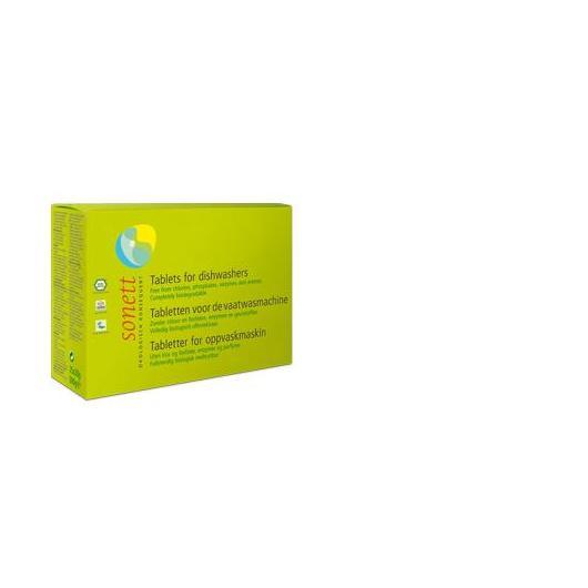 Detersivo lavastoviglie in pastiglie SONETT, 25 pastiglie di 20 gr