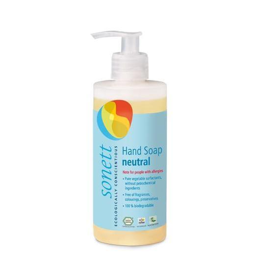 Jabón de manos neutral Sonett
