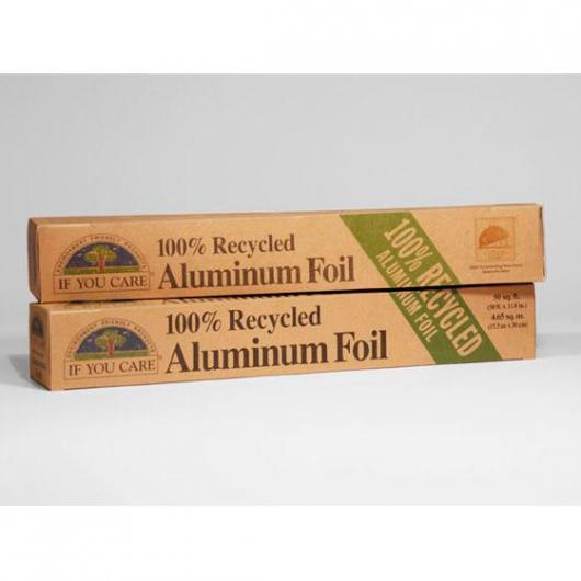 Papier aluminium, 10 m x 29,2 cm