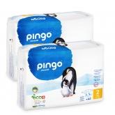 Pannolini Pingo T2 (3-6kg) 2x42 unità