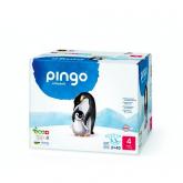 Fraldas Pingo T4 (7-18) 2x40 uds