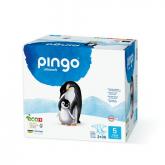 Fraldas Pingo T5 (12-25 kg) 2x36 ud