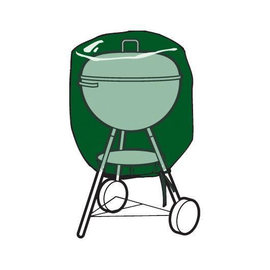 Copertura in polietilene barbecue piccola