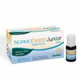 Normodigest Junior Derbós, 10 flacons de 10 ml