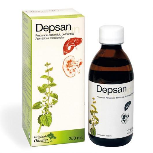 Depsan Derbós, 250 ml