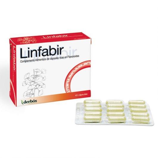 Linfabir Derbós, 45 gélules de 510 mg