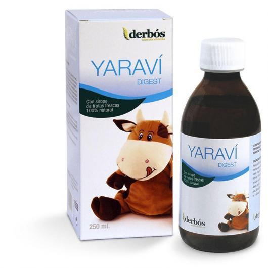 Yaraví Baby Digest Derbós, 250 ml