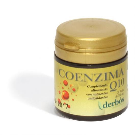 Coenzima Q10 Derbós, 30 gélules
