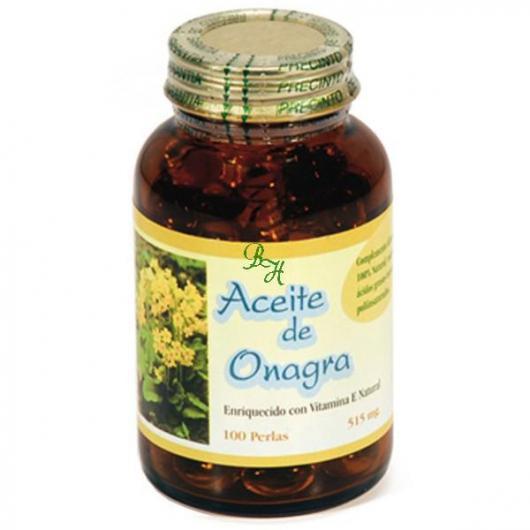 Onafémina aceite de Onagra Derbós, 100 Perlas