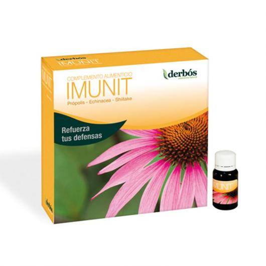 Imunit Derbós, 20 Viales de 10 ml