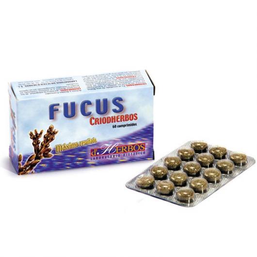Fucus Derbós, 60 comprimidos