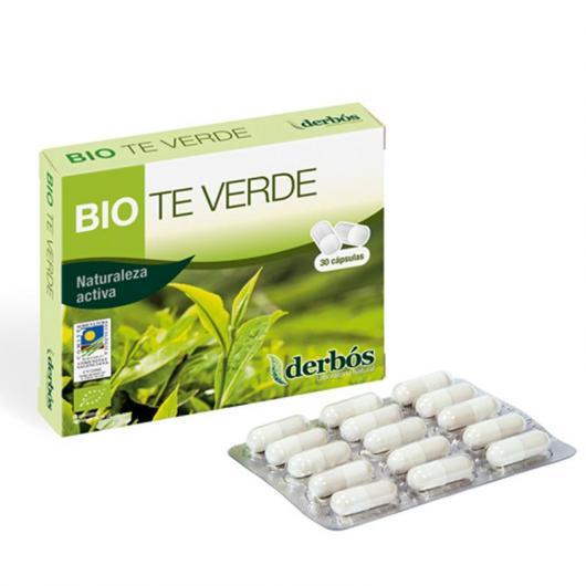 Bio Tè Verde Derbós, 30 capsule