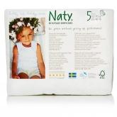 Naty pull-up nappies Nº5 12-18kg 20pcs