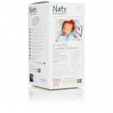Almoadillas de lactancia Naty, 30 ud