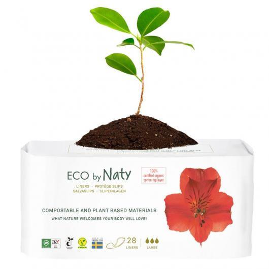 Salvaslip súper Naty, 28 ud