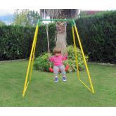 Balançoire pour enfants siège plat J150