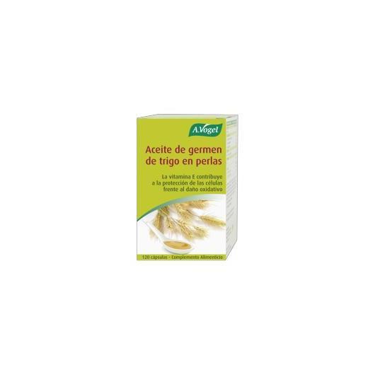 Aceite de germen de trigo A.Vogel, 120 perlas