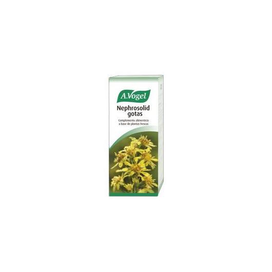 Nephrosolid gotas A.Vogel, 100 ml