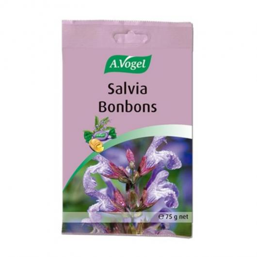 Salvia Bonbons A.Vogel, 75 g