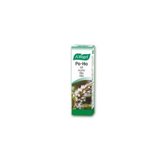 Aceite Po-Ho - Vías Respiratorias A.Vogel, 10 ml