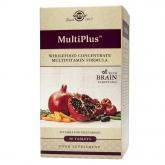 Multiplus ™ Cérebro Solgar, 90 comprimidos