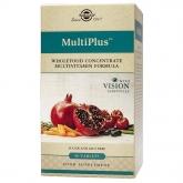 Multiplus ™ Vision Solgar, 90 comprimidos