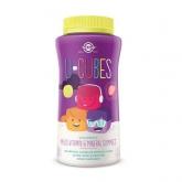 U-CUBES ™ vitaminas infantiles Solgar, 60 gominolas masticables