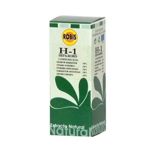 Extracto H 1 Hepatico-Bilial Robis, 50 ml