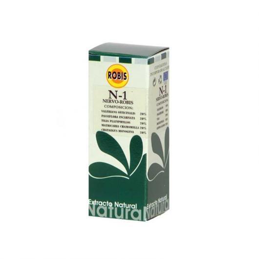 Extracto N 1 Sedante Robis, 50 ml