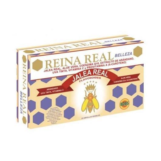 Reina Real Belleza Robis, 20 ampollas de 10 ml