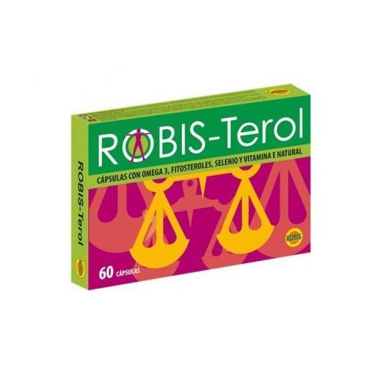 Robisterol 507 mg Robis, 60 cápsulas