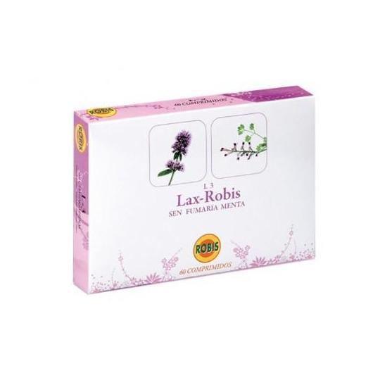 L 3  (Laxante) 350 mg Robis, 60 comprimidos