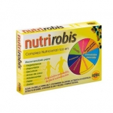NUTRIROBIS 90 COMP 500MG